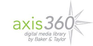 Axis 360 Digital Media Library Website