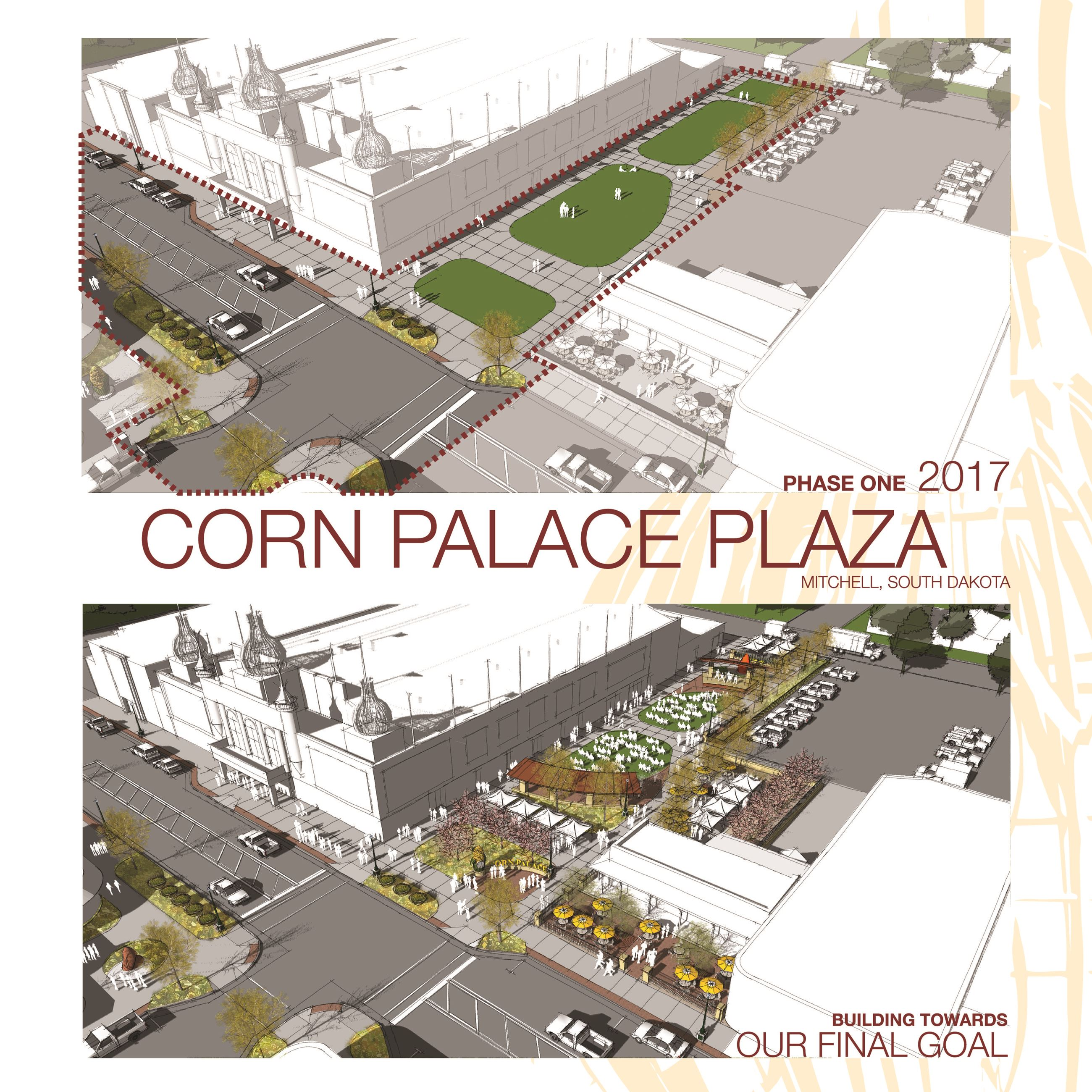 16015SF Corn Palace Plaza