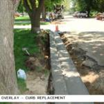 2008 Overlay - Curb Replacement